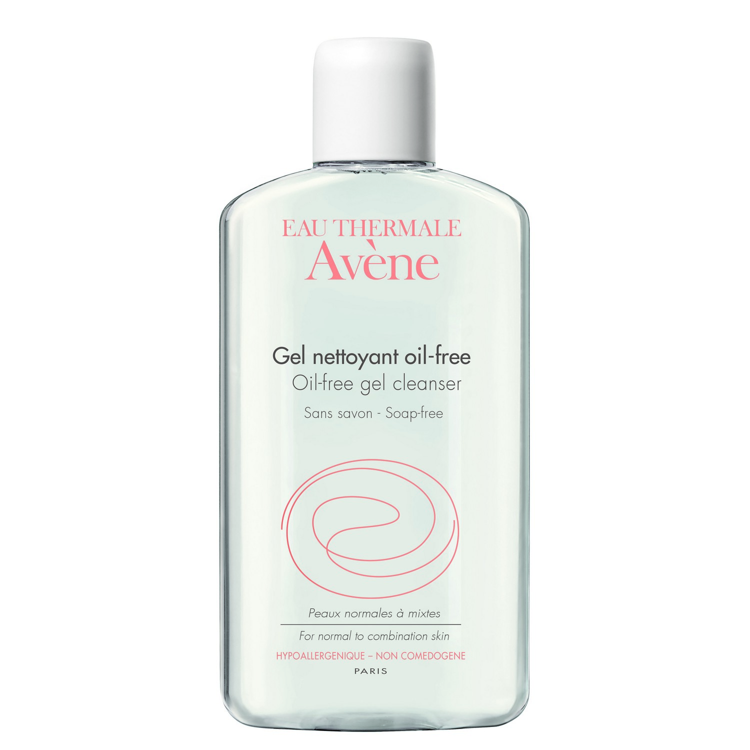 Buy Avene Oil-free gel cleanser (200 ml / 6.76 fl oz)