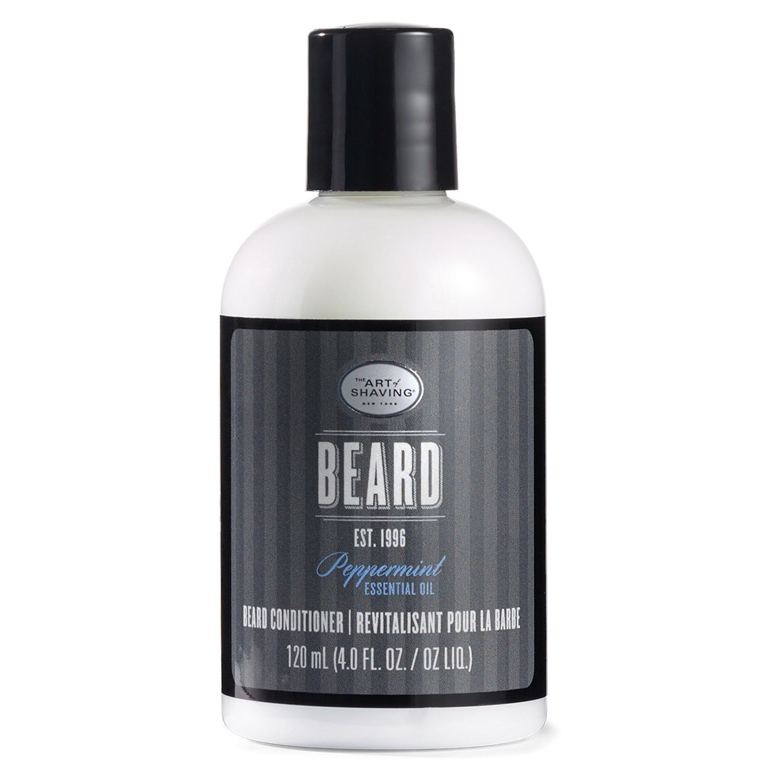 The Art of Shaving BEARD CONDITIONER Peppermint ESSENTIAL OIL (120 ml / 4.0 fl oz)