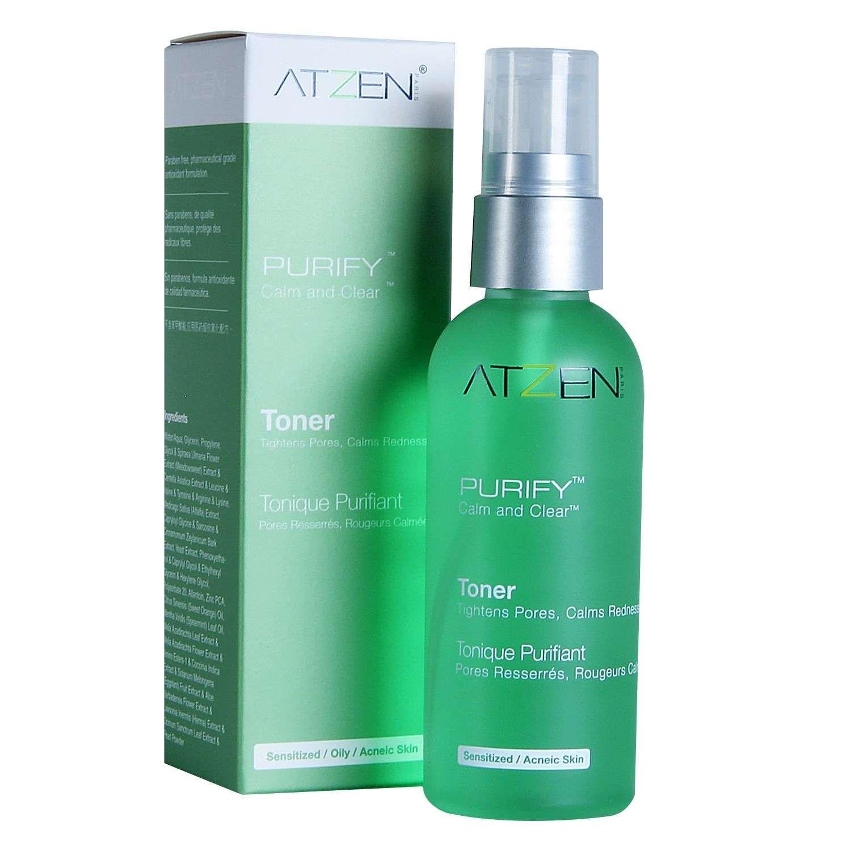 ATZEN PURIFY Calm and Clear Toner (80 ml / 2.7 fl oz)