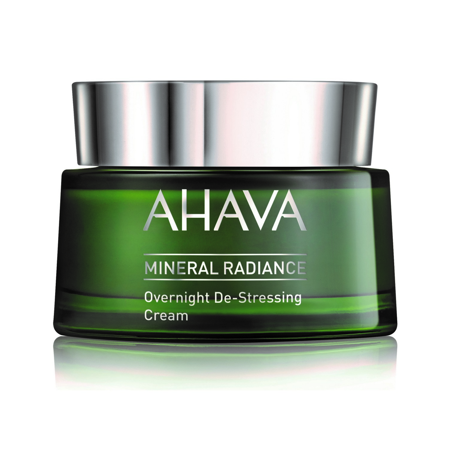 AHAVA MINERAL RADIANCE Overnight De-Stressing Cream (50 ml / 1.7 fl oz)