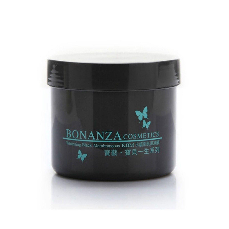 BONANZA Whitening Black Membraneous KBM (250 g)
