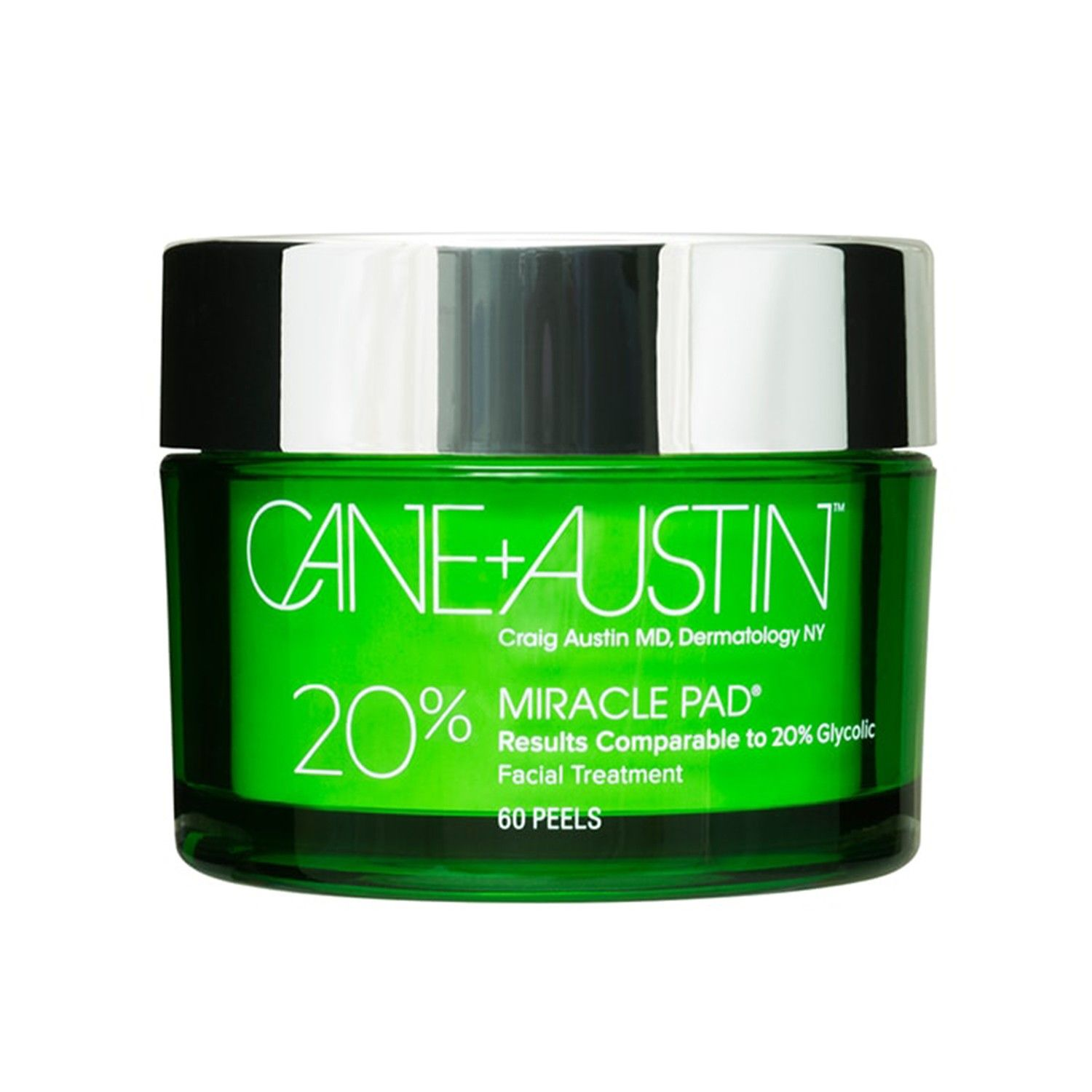 Cane + Austin 20% MIRACLE PAD (60 pads)