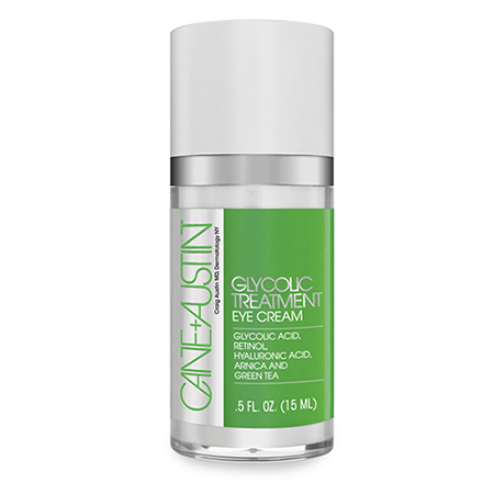 Cane + Austin GLYCOLIC TREATMENT EYE CREAM (0.5 fl oz / 15 ml)