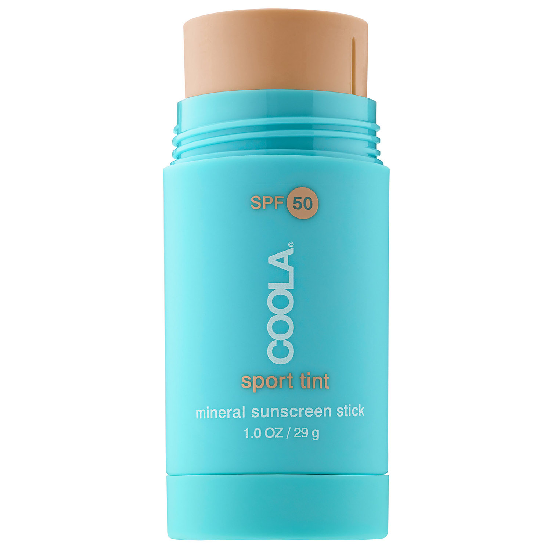 COOLA SPF50 sport tint mineral sunscreen Stick (1.0 oz / 29 g)