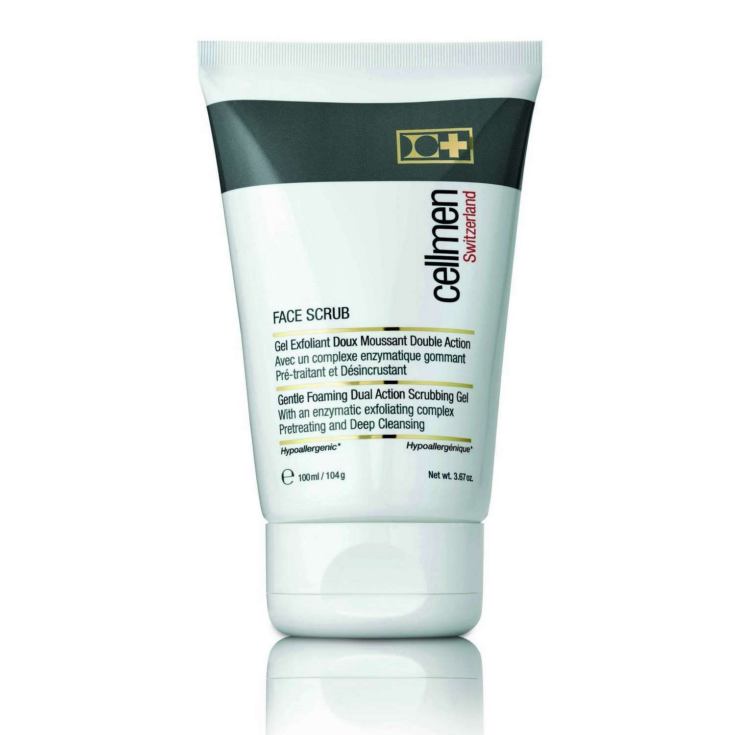 cellmen FACE SCRUB (100 ml)