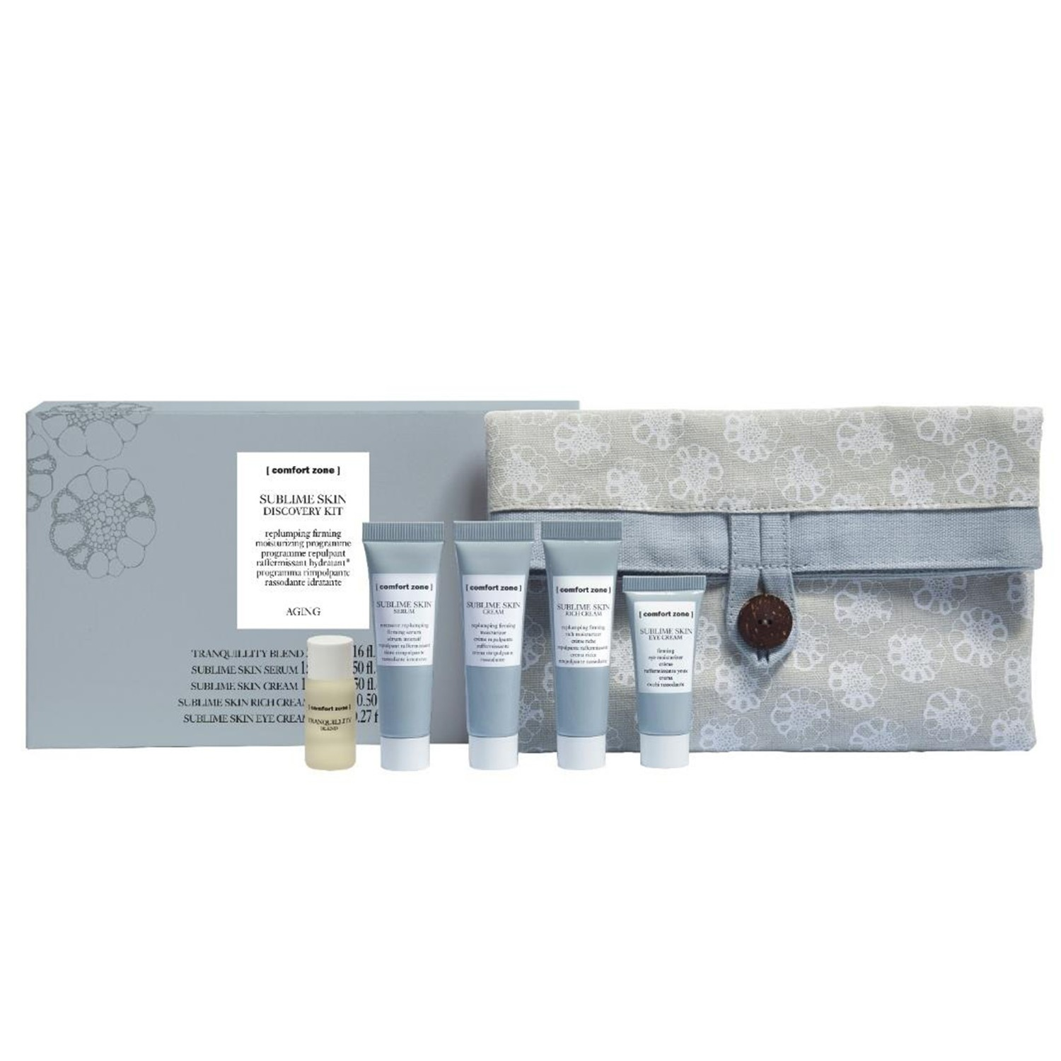Comfort Zone Sublime Skin Discovery Kit (set)