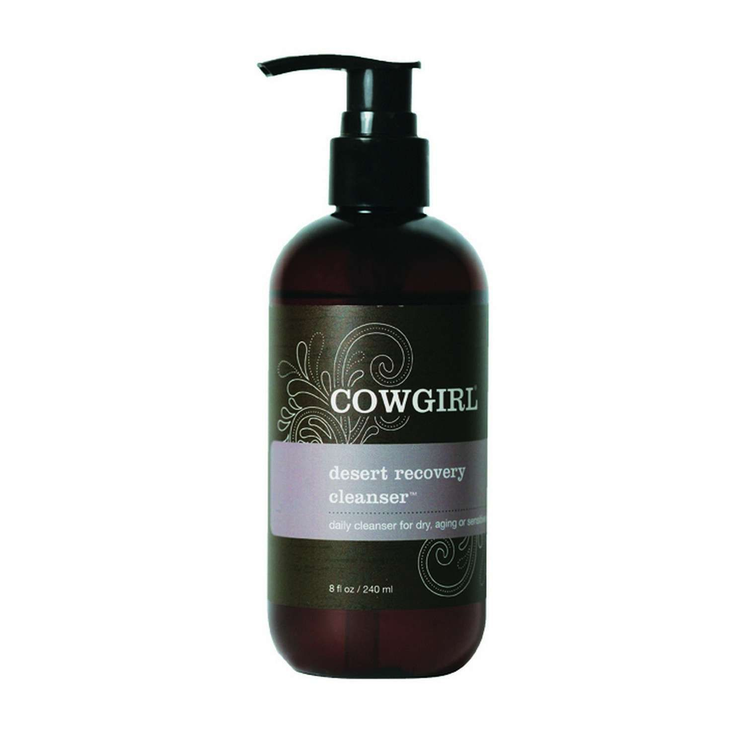COWGIRL desert recovery cleanser (8 fl oz / 240 ml)