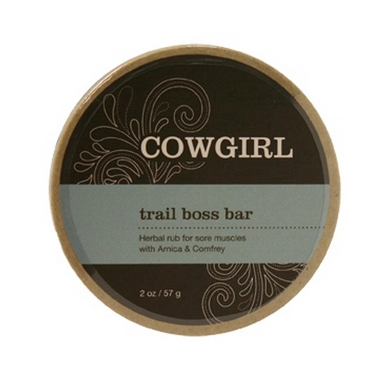 COWGIRL trail boss bar (2 oz / 57 g)