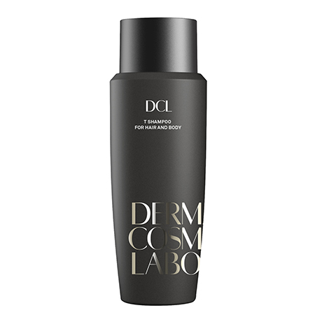 DCL Skin Care T SHAMPOO FOR HAIR AND BODY (300 ml / 10.1 fl oz)