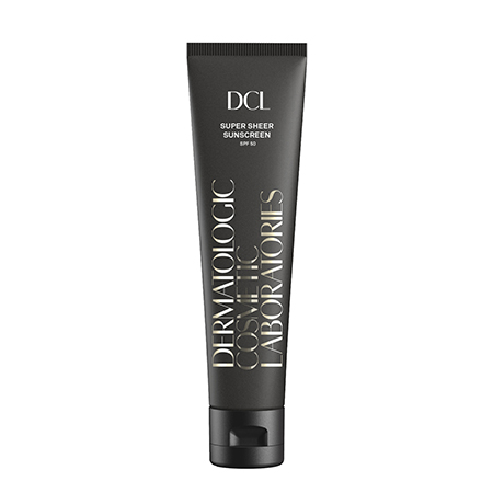 DCL Skin Care SUPER SHEER SUNSCREEN SPF 50 (75 ml / 2.5 fl oz)