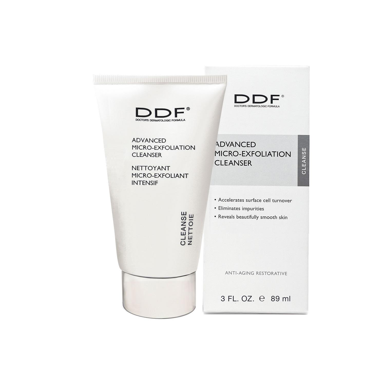 DDF ADVANCED MICRO-EXFOLIATION CLEANSER (6.0 oz / 177 ml)