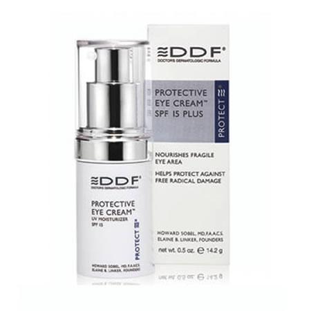 DDF PROTECTIVE EYE CREAM SPF 15 (0.5 oz / 14 g)