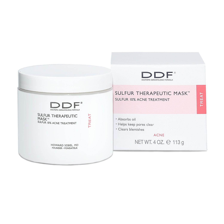 DDF SULFUR THERAPEUTIC MASK (4 oz / 113 g)