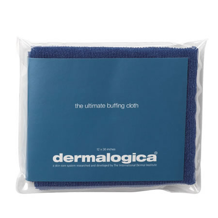 Dermalogica The Ultimate Buffing Cloth has been specially designed to aid the cleansing process.