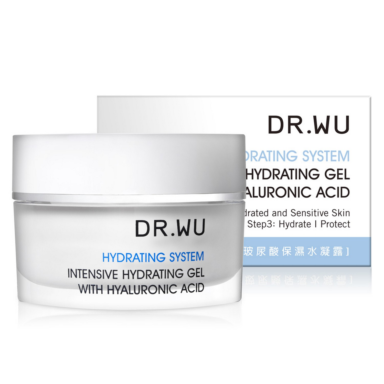 Dr. Wu INTENSIVE HYDRATING GEL WITH HYALURONIC ACID (30 ml)