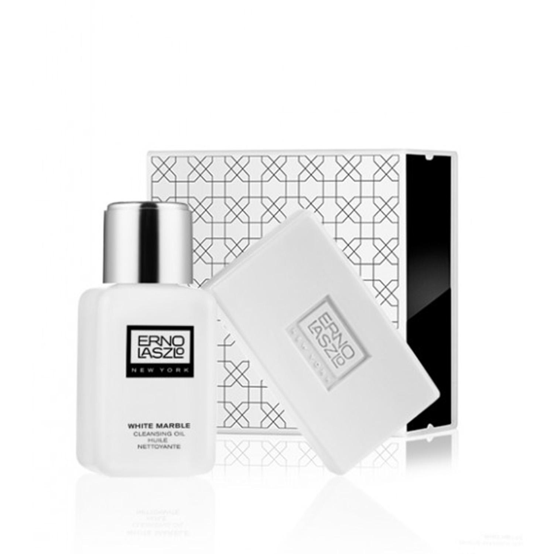 Erno Laszlo White Marble Bespoke Cleansing Set