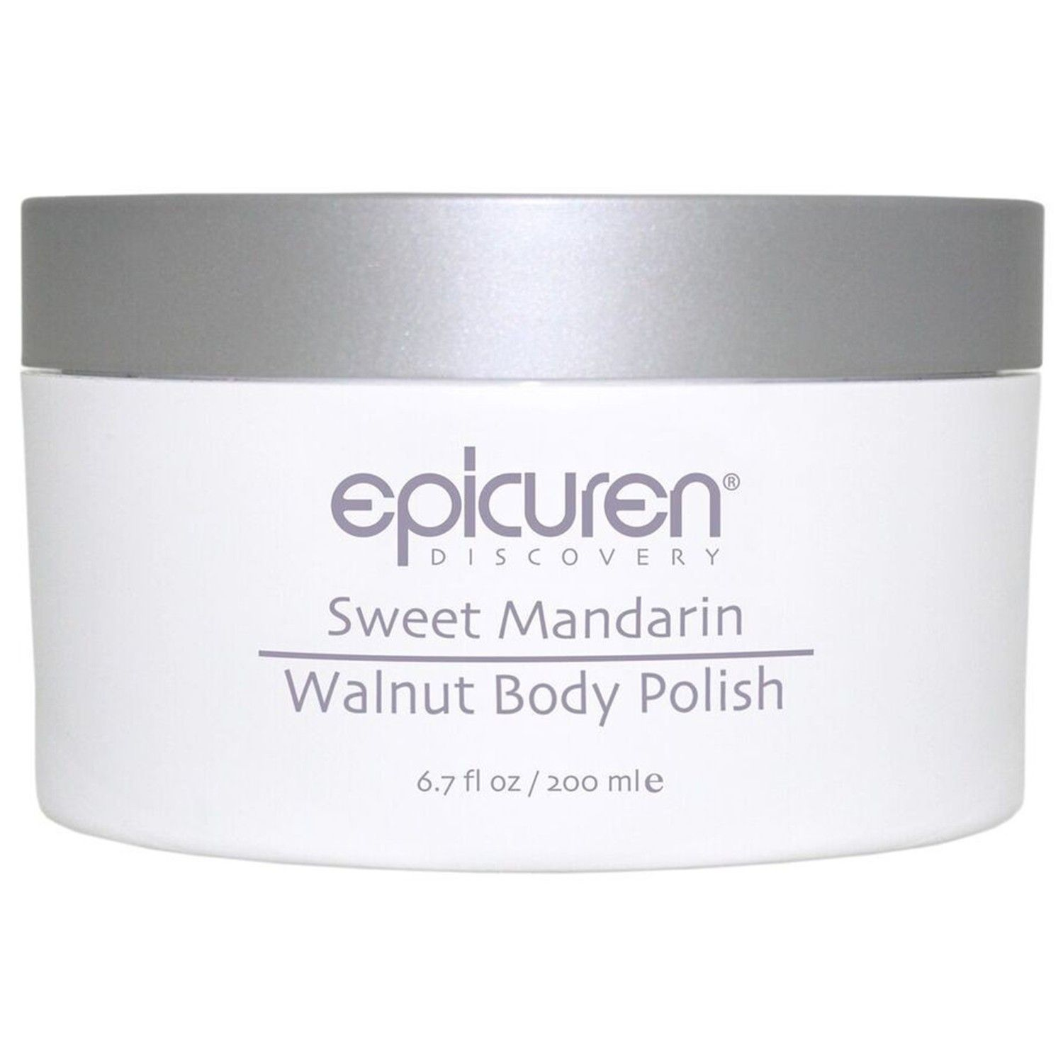 epicuren Discovery Sweet Mandarin Walnut Body Polish (6.7 fl oz / 200 ml)
