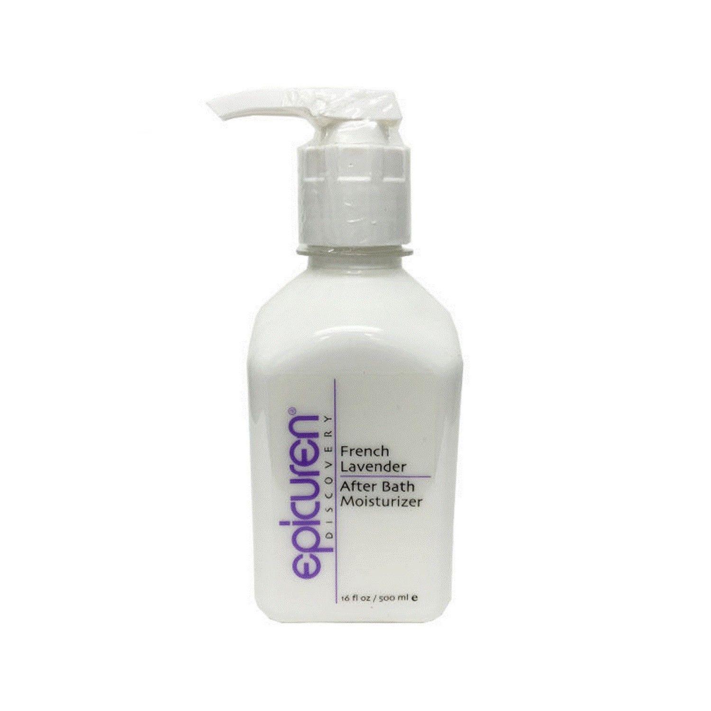 epicuren Discovery French Lavender After Bath Moisturizer (16.0 fl oz / 500 ml)