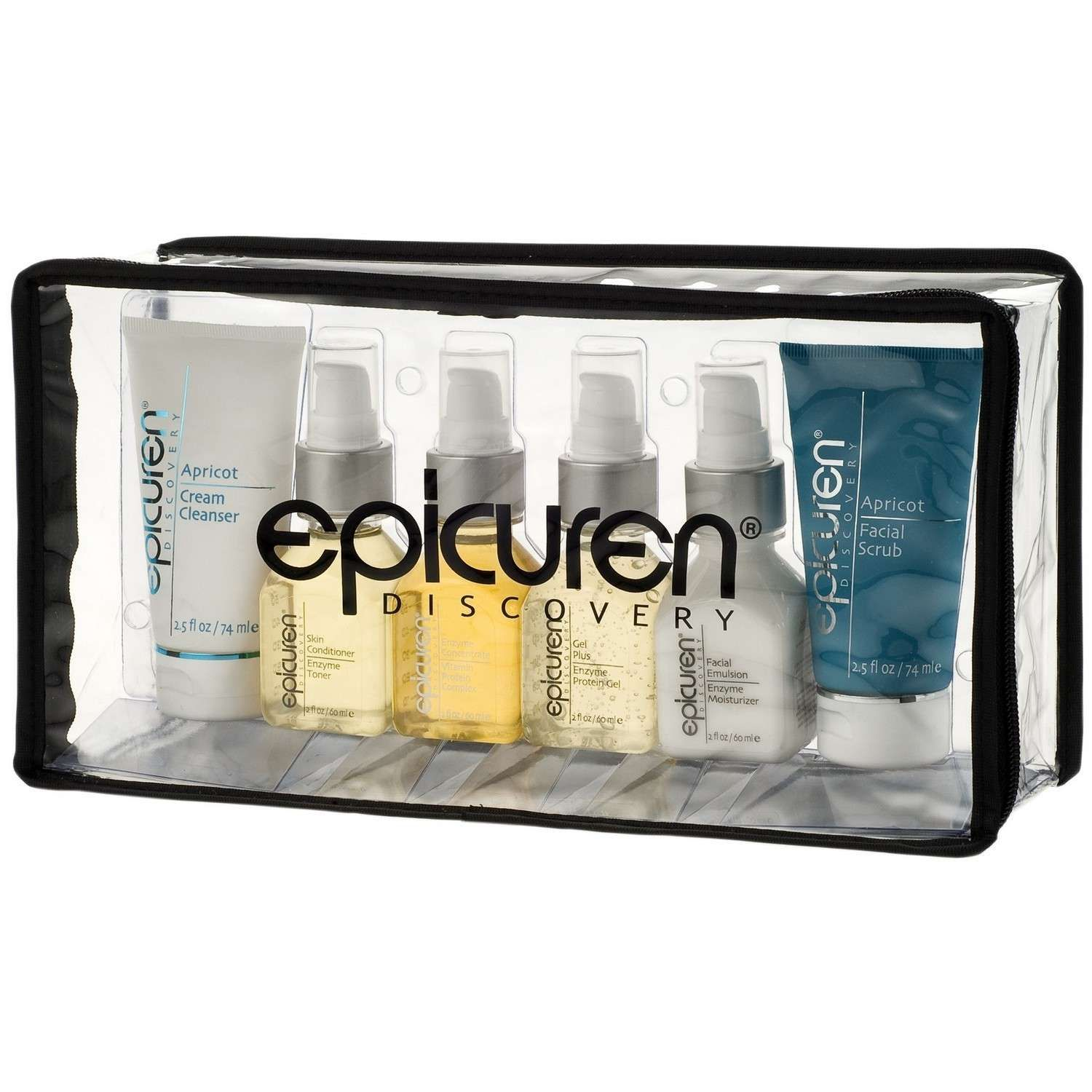 epicuren Discovery Six-Step System (Mid-Size) (set)