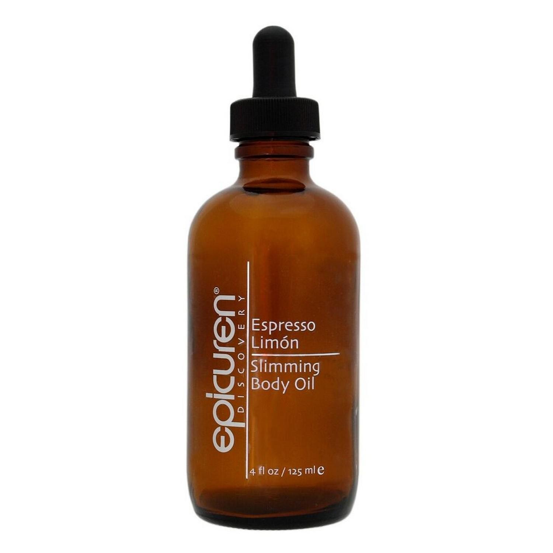 epicuren Discovery Espresso Limon Slimming Body Oil (4.0 fl oz / 125 ml)