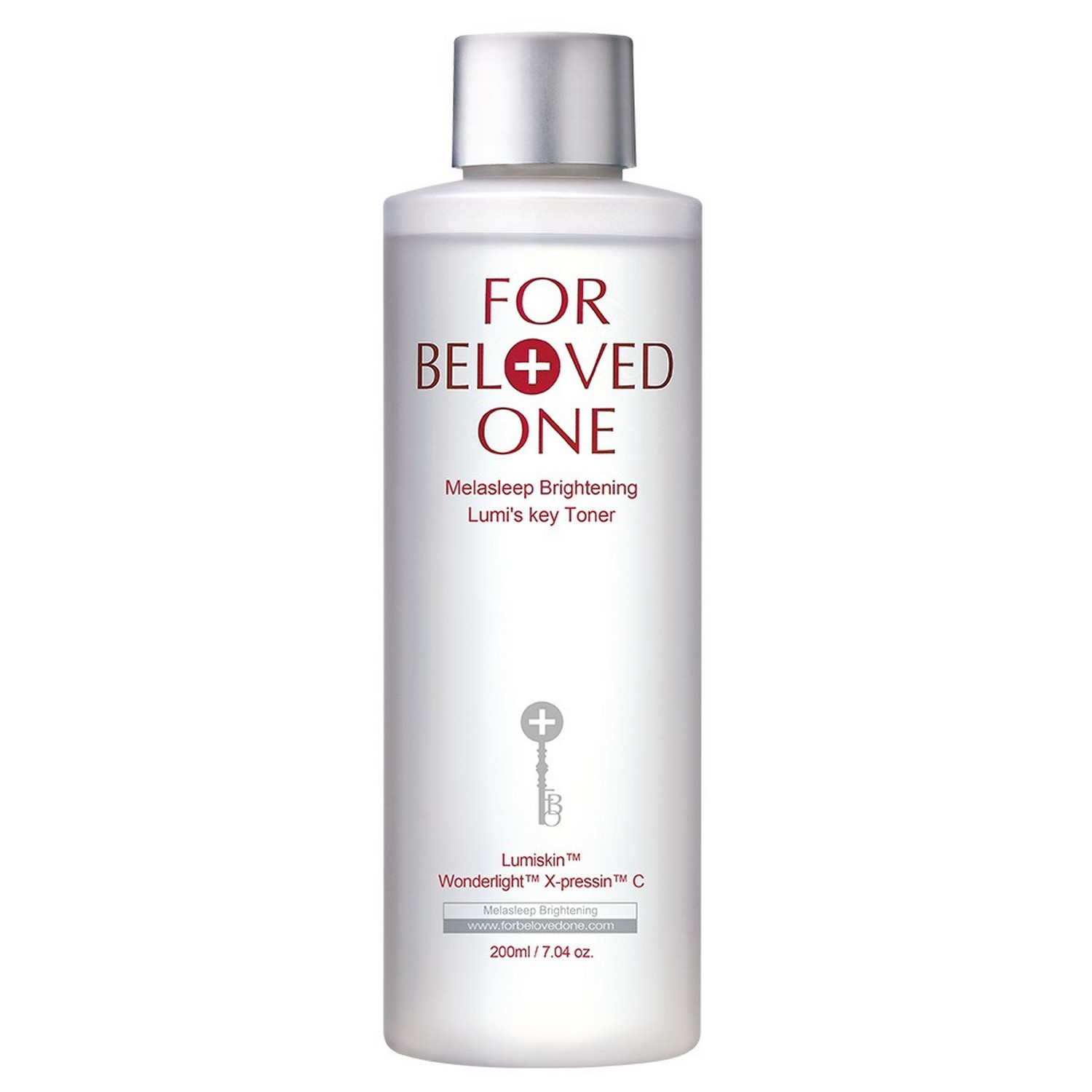 For Beloved One Melasleep Brightening Lumi's Key Toner (200 ml / 7.04 oz)