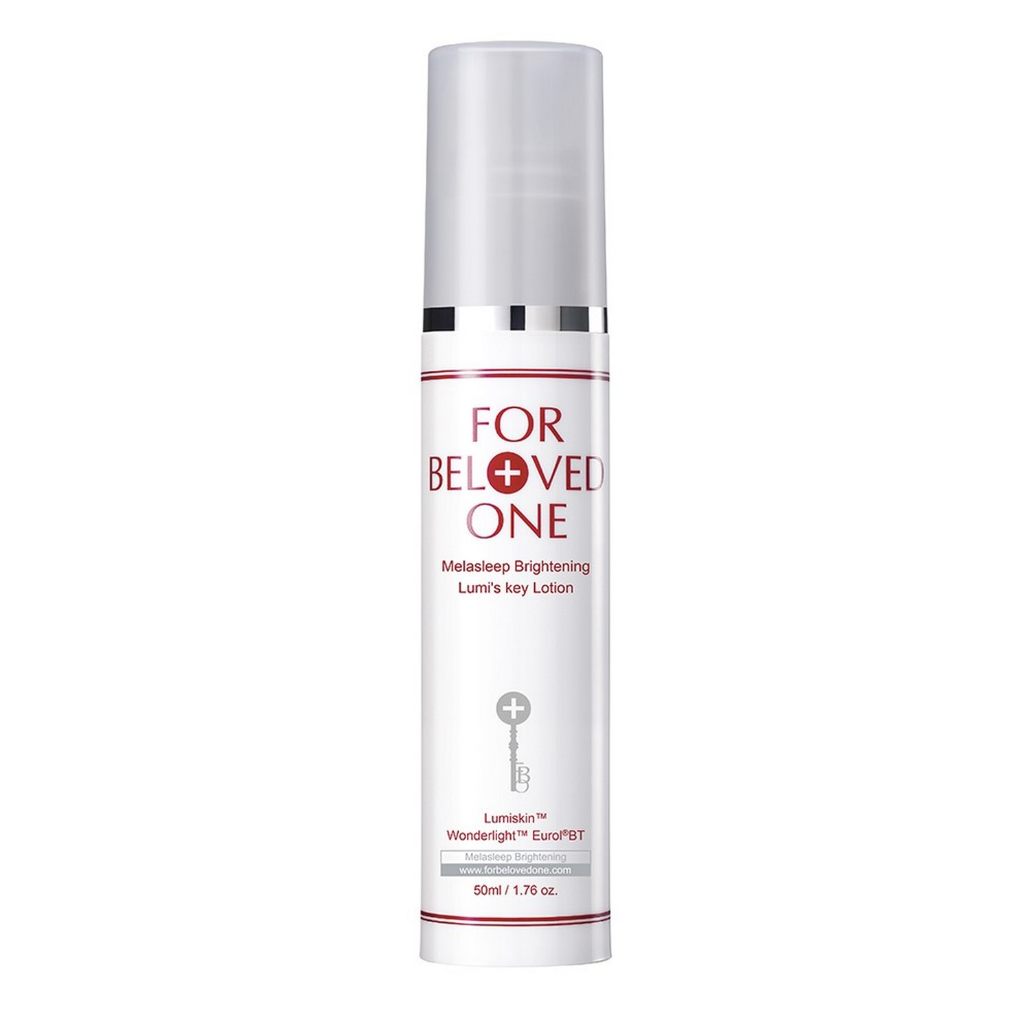For Beloved One Melasleep Brightening Lumi's Key Lotion (50 ml / 1.76 oz)