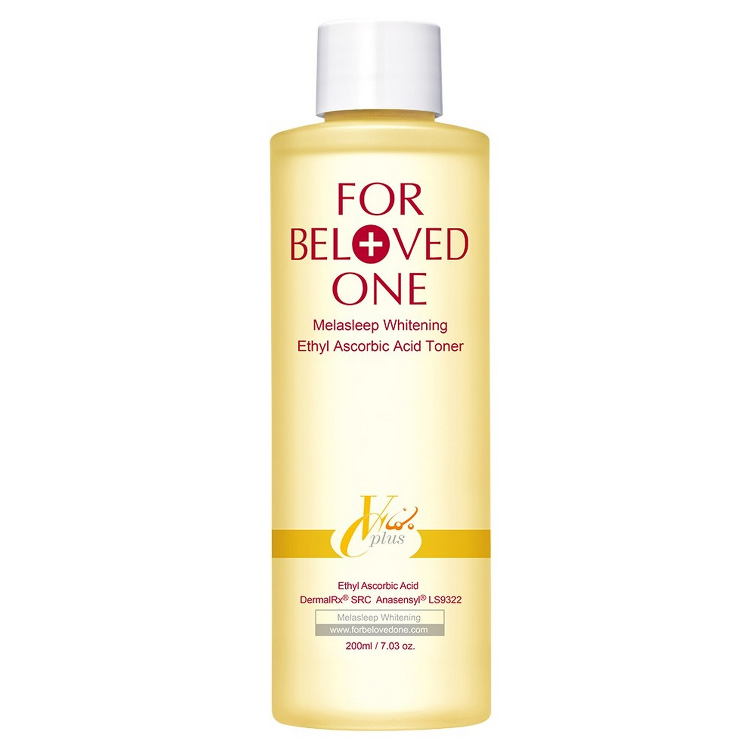 For Beloved One Melasleep Whitening Ethyl Ascorbic Acid Toner (200 ml / 7.04 oz)