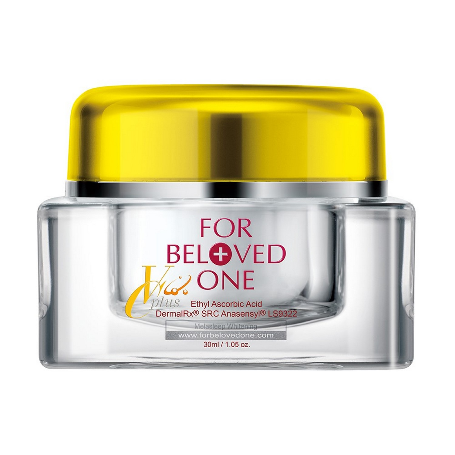 For Beloved One Melasleep Whitening Ethyl Ascorbic Acid Surge Cream (30 ml / 1.06 oz)