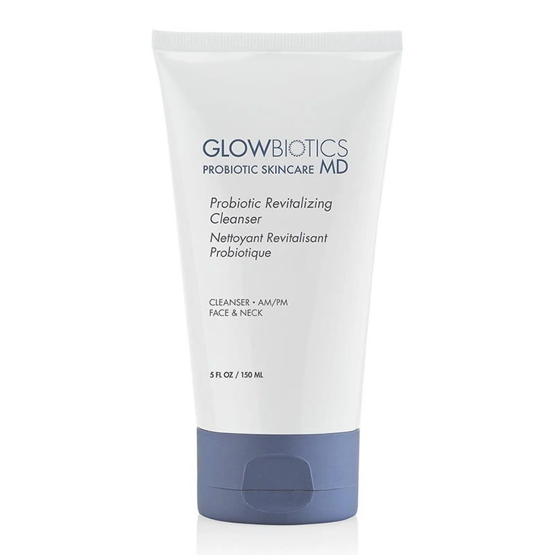GLOWBIOTICS MD Probiotic Revitalizing Cleanser (5 fl oz / 150 ml)