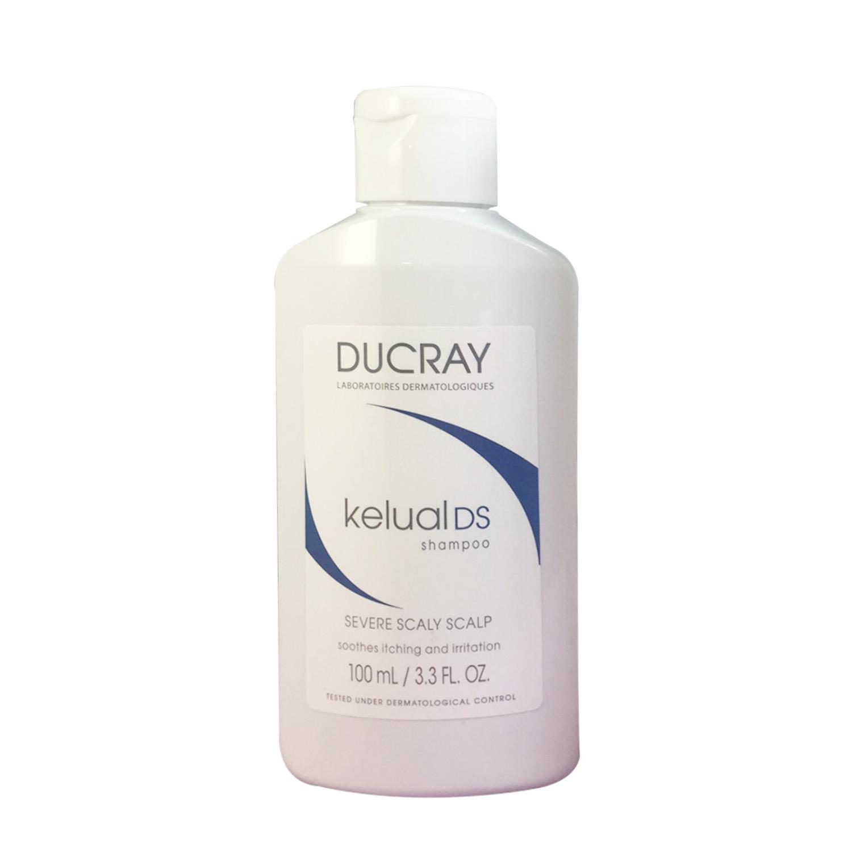 Ducray DUCRAY kelual DS shampoo (100 ml / 3.3 fl oz)