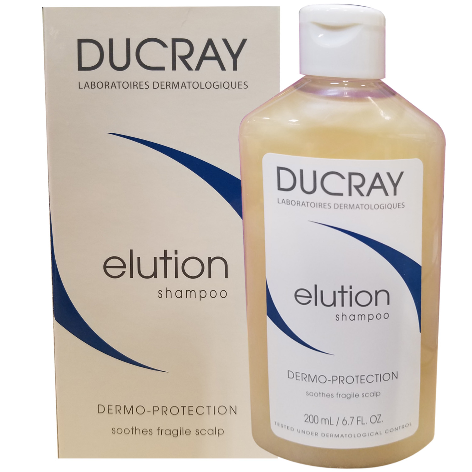 Ducray DUCRAY elution shampoo (200 ml / 6.7 fl oz)