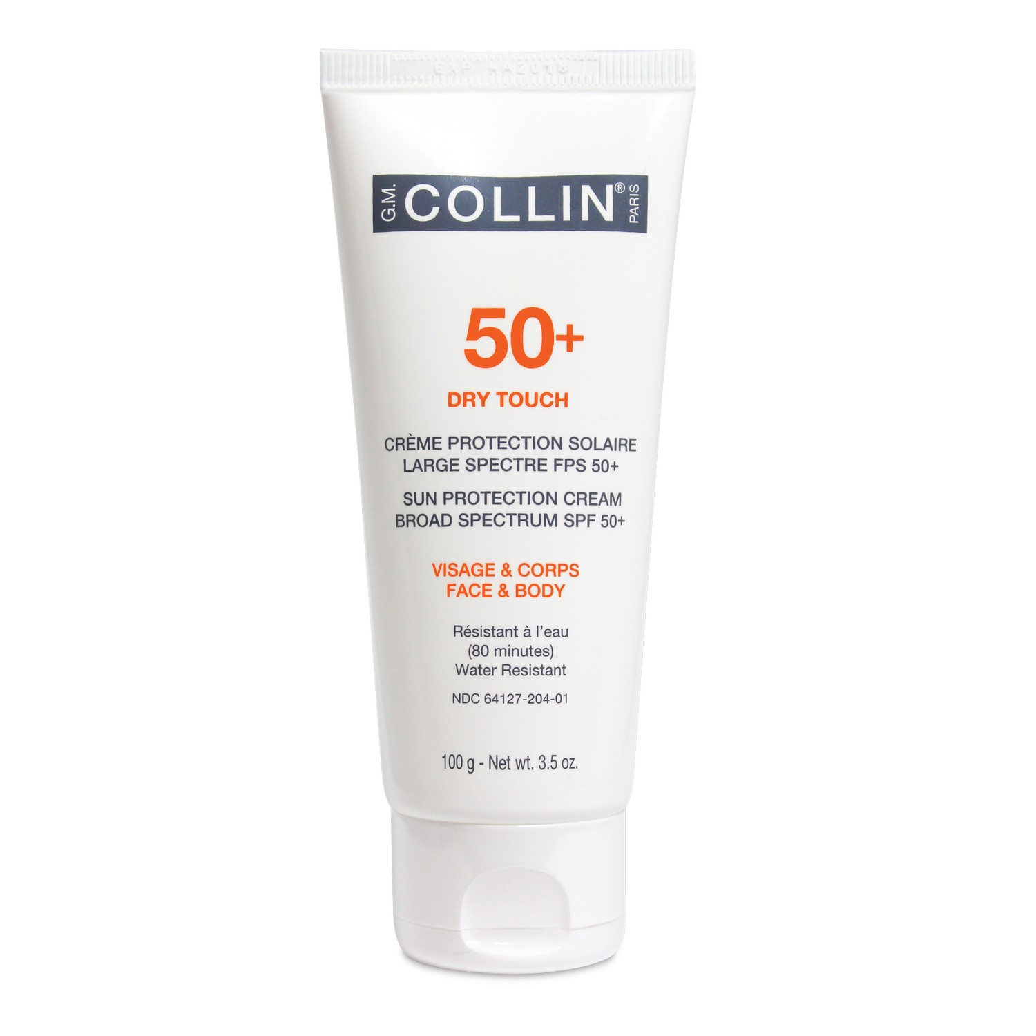 GM Collin Skincare 50+ DRY TOUCH (100 g / 3.5 oz)