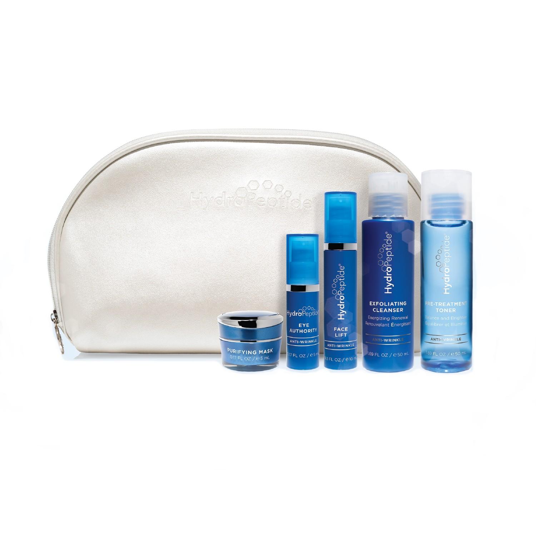 HydroPeptide ON-THE-GO-GLOW Anti-Wrinkle Travel Set (set)