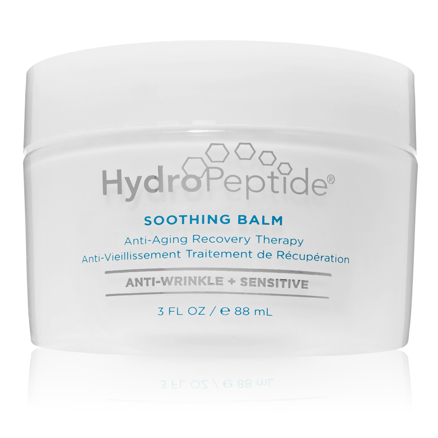 HydroPeptide SOOTHING BALM Anti-Aging Recovery Therapy (3.0 fl oz / 88 ml)