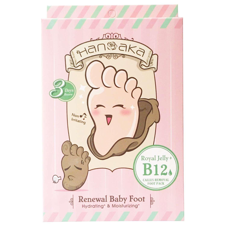 Hanaka Renewal Baby Foot (1 pair)