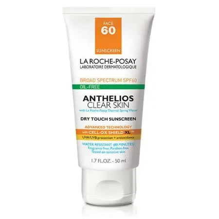 La Roche-Posay ANTHELIOS 60 CLEAR SKIN DRY TOUCH SUNSCREEN (50 ml / 1.7 fl oz)