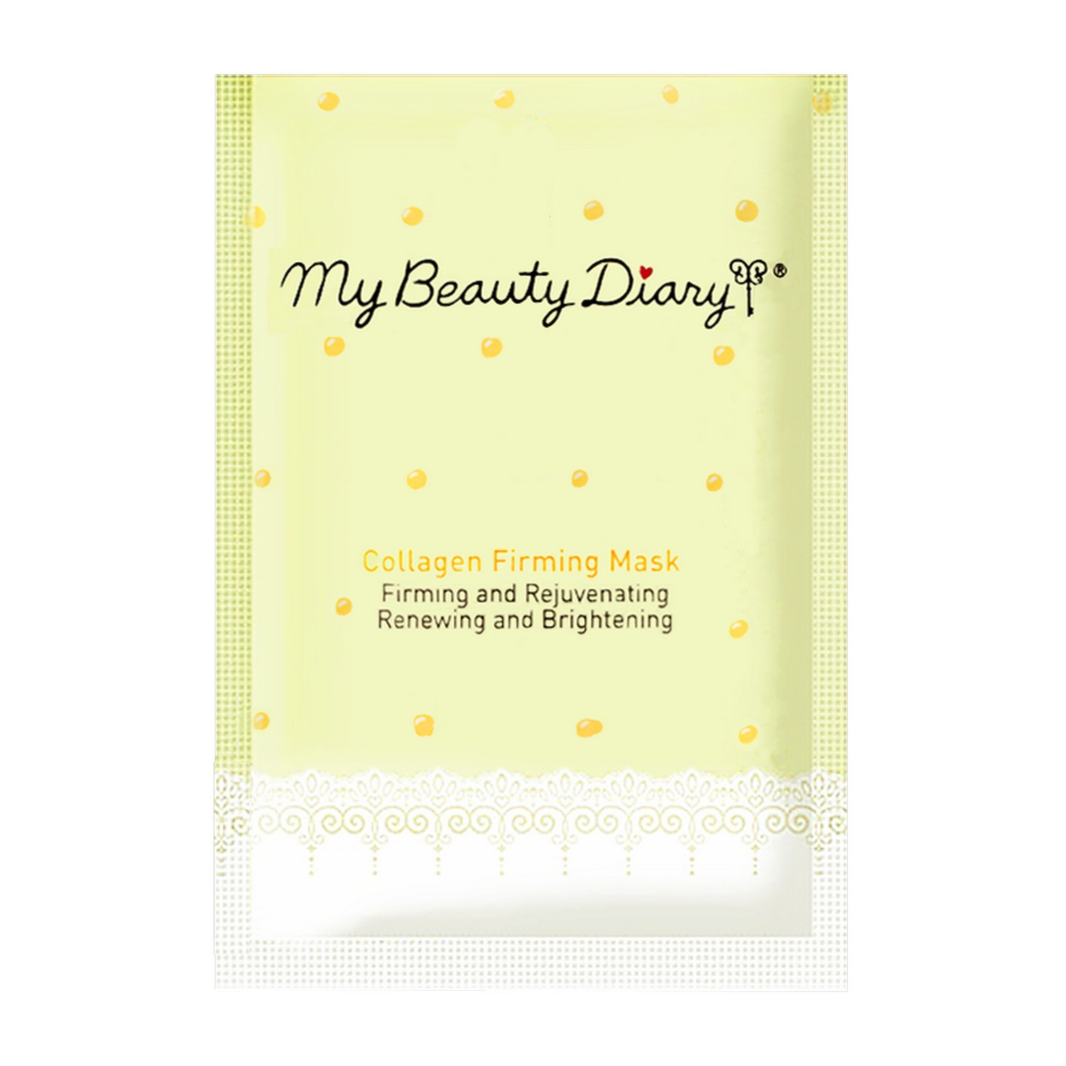 My Beauty Diary Collagen Firming Mask (10 pcs)