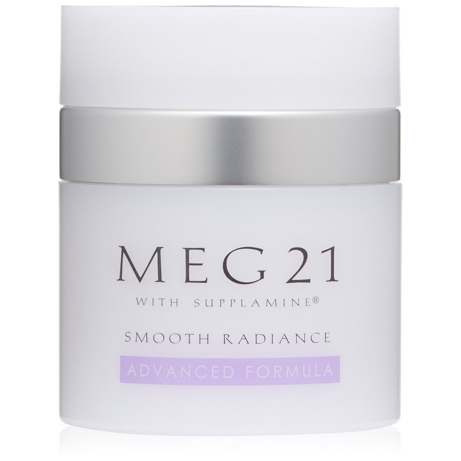 MEG 21 SMOOTH RADIANCE ADVANCED FORMULA (1.7 oz / 50 g)