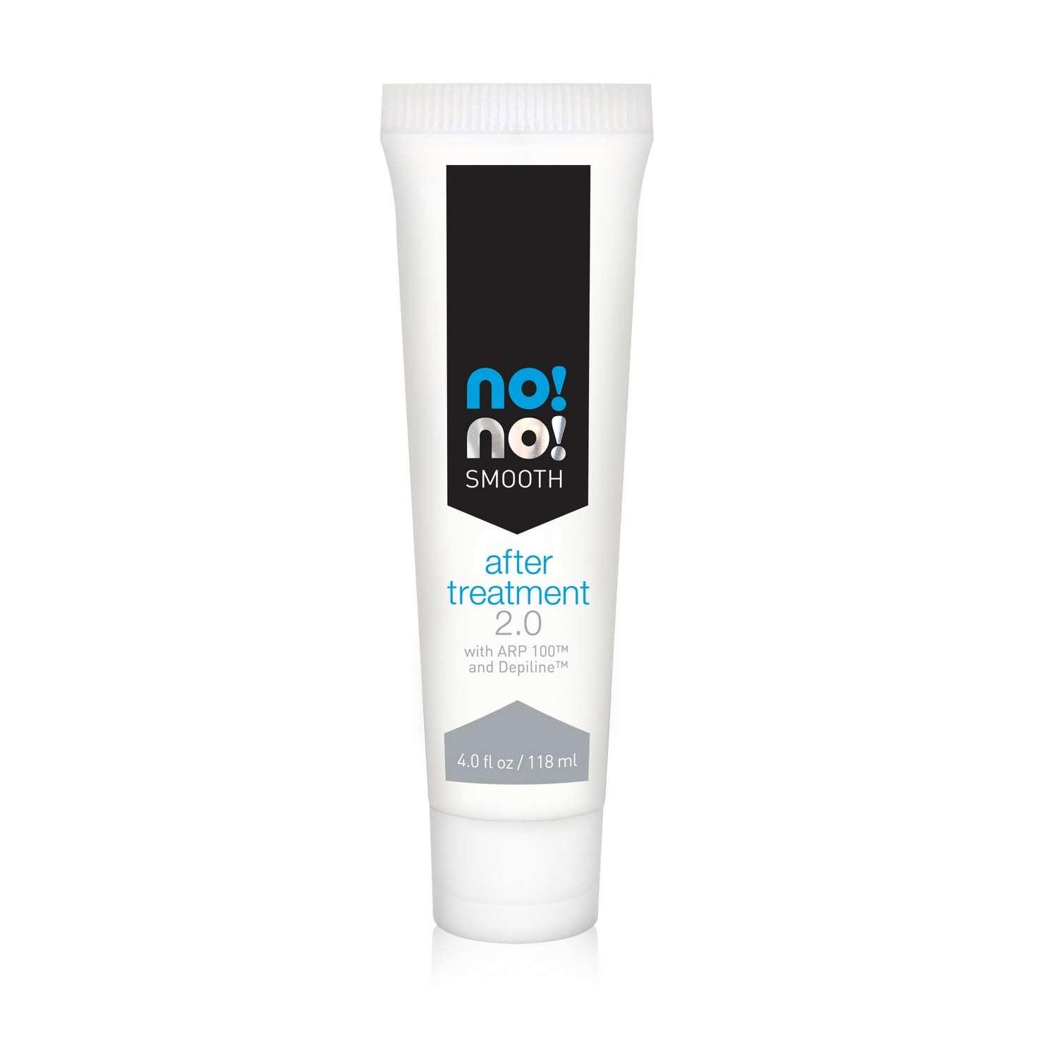 no!no! SMOOTH after treatment cream 2.0 (4.0 fl oz / 118 ml)