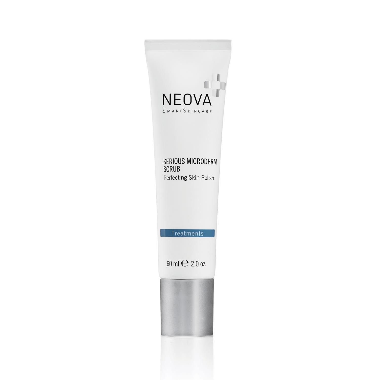 Neova Skincare SERIOUS CLARITY Microderm Scrub (74 ml / 2.5 oz)