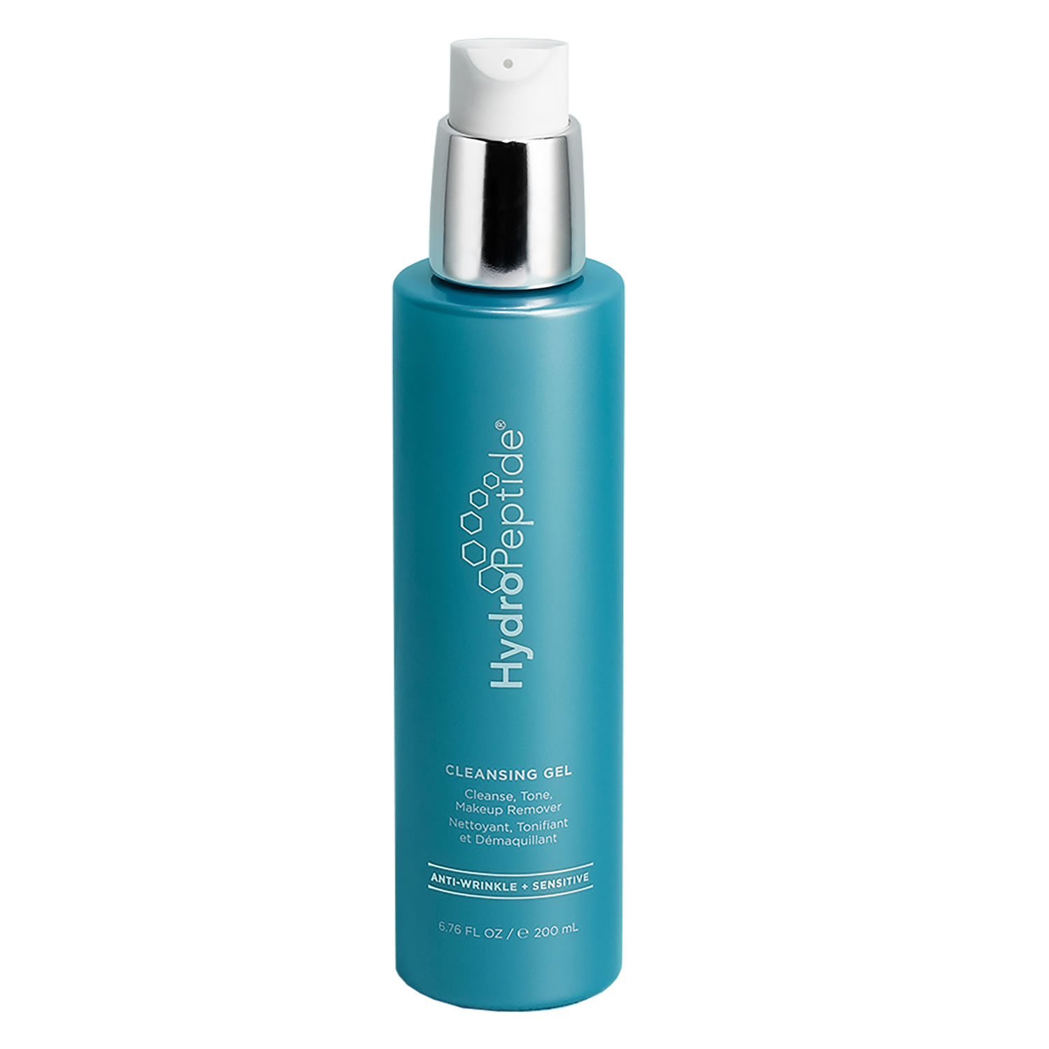 """""""HydroPeptide Cleansing Gel. Cleanse, Tone, Makeup Remover"""""""