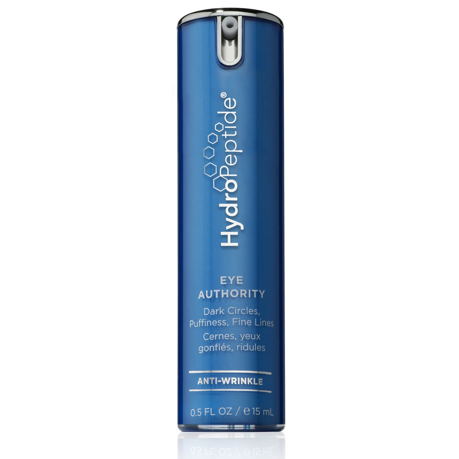 """""""HydroPeptide Eye Authority. Dark Circles, Puffiness, Fine Lines has been specially designed to rejuvenate the delicate eye area."""""""