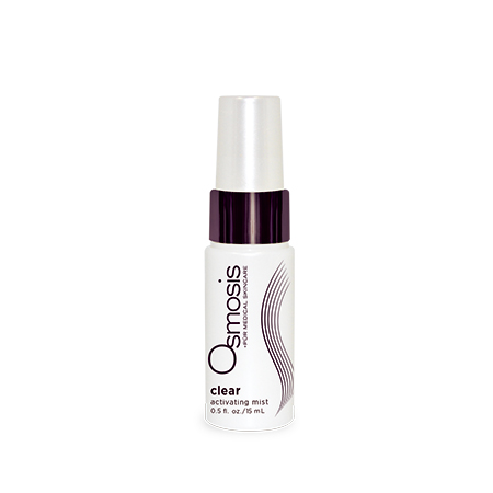 Osmosis +PUR MEDICAL SKINCARE clear - activating mist (15 ml)