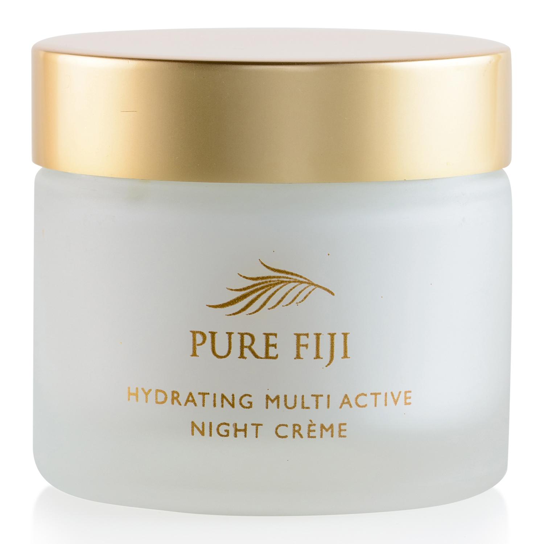 Pure Fiji HYDRATING MULTI ACTIVE NIGHT CREME (75 ml / 2.54 oz)