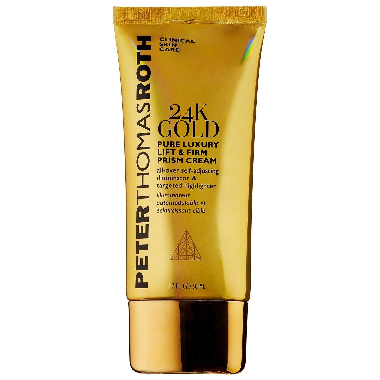 Peter Thomas Roth 24K GOLD PURE LUXURY LIFT & FIRM PRISM CREAM (50 ml / 1.7 fl oz)