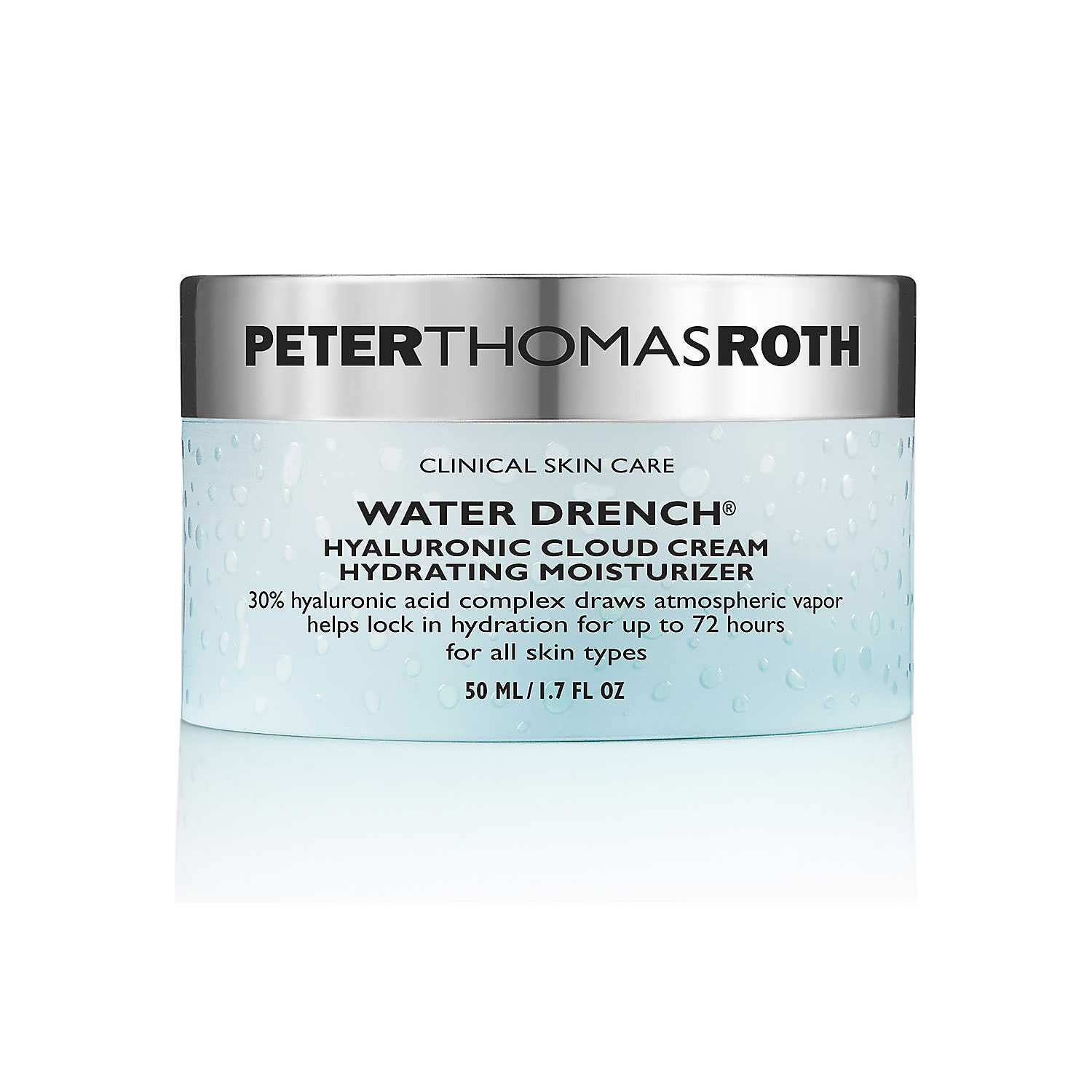 Peter Thomas Roth WATER DRENCH HYALURONIC CLOUD CREAM (1.6 fl oz)