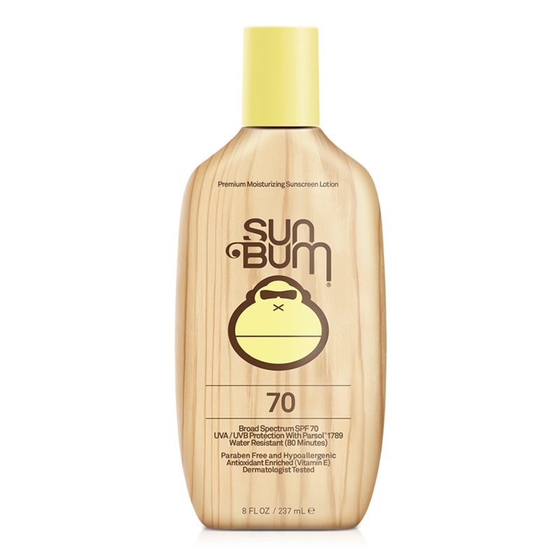 Sun Bum Premium Moisturizing Sunscreen Lotion 70 Broad Spectrum SPF 70 (8.0 fl oz / 237 ml)