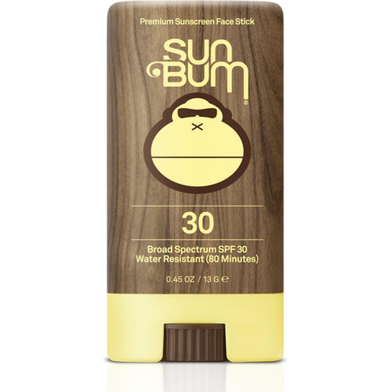 Sun Bum Premium Sunscreen Face Stick 30 Broad Spectrym SPF 30 (0.45 oz / 13 g)