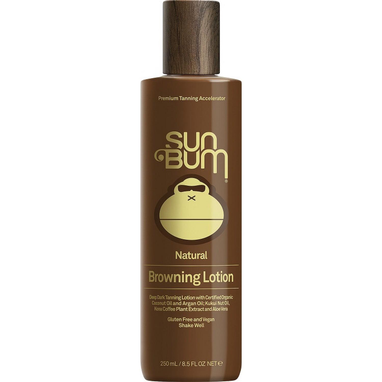 Sun Bum Natural Browning Lotion (250 ml / 8.5 fl oz)