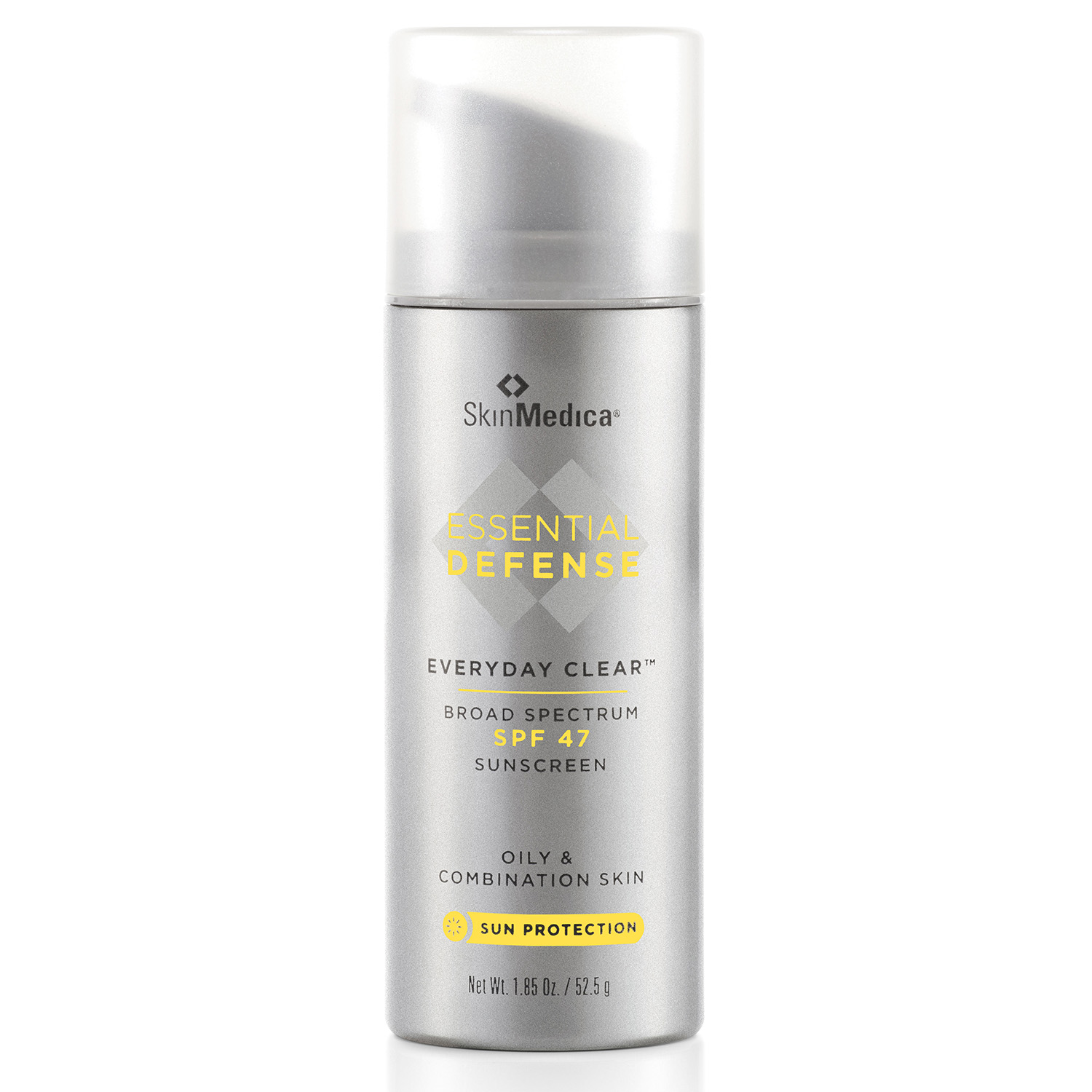 SkinMedica ESSENTIAL DEFENSE EVERYDAY CLEAR BROAD SPECTRUM SPF 47 (SUN PROTECTION) (1.85 oz / 52.5 g)
